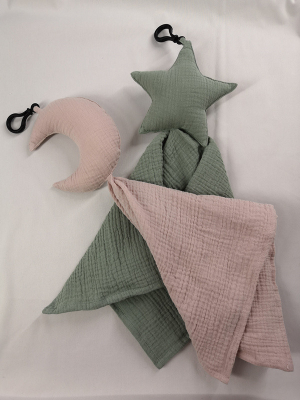 Soft muslin products